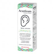 ACUSTIVUM SPRAY AURICULAR 20ML ZDROVIT