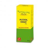 ALCOOL IODAT 2% 40GR VITALIA PHARMA
