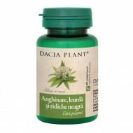 ANGHINARE,LEURDA SI RIDICHE NEAGRA 60CPR DACIA PLANT