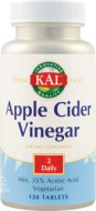 APPLE CIDER VINEGAR 500mg 120 tablete ActivTab SECOM