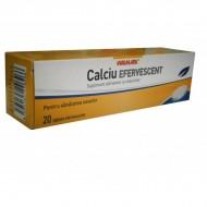 CALCIU EFERVESCENT 20CPR WALMARK