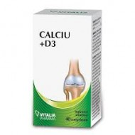CALCIU PLUS D3 40CPR VITALIA PHARMA