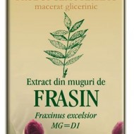 EXTRACT MUGURI FRASIN 50ML Fraxinus excelsior MG=D1  PLANTEXTRAKT