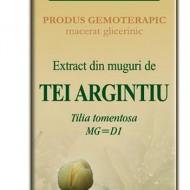 EXTRACT MUGURI TEI ARGINTIU 50ML Tilia tomentosa MG=D1 PLANTEXTRAKT