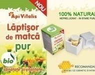 LAPTISOR DE MATCA PUR 100g API VITALIS
