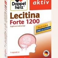 LECITINA FORTE 1200 30CPS DOPPEL HERZ