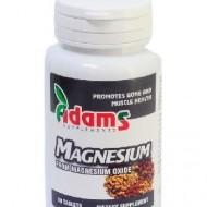 MAGNEZIU 375MG 30CPR 1+1 GRATIS ADAMS VISION