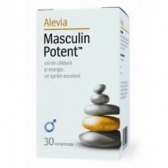 MASCULIN POTENT 30CPR   ALEVIA