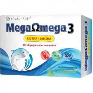 MEGAOMEGA 3 432EPA/288DHA 30CPS COSMO PHARM
