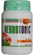 NEUROTONIC-BRAIN TONIC 30CPR COSMOPHARM
