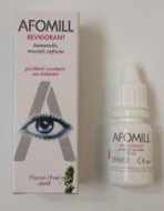 PICATURI DE OCHI AFOMILL REVIGORANT  10ML AF UNITED SPA