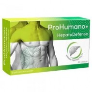 PROHUMANO+HEPATODEFENSE 20CPS PHARMALINEA LTD