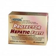 PROTECTOR HEPATIC FORTE 40CPR HOFIGAL