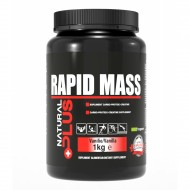 RAPID MASS 1KG-VANILIE NATURAL PLUS