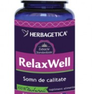 RELAX WELL 30CPS HERBAGETICA