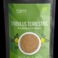 TRIBULUS TERRESTRIS PULBERE ECOLOGICA (BIO) 125GR NIAVIS