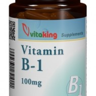 VITAMINA B1 100MG 60CPR Vitaking