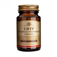 5-HTP (HYDROXYTRYPTOPHAN COMPLEX) 100mg veg. 30cps SOLGAR
