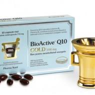 BIO-ACTIVE Q10 GOLD 100MG 30CPS PHARMA NORD