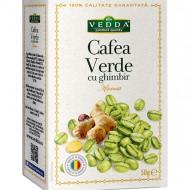 CAFEA VERDE CU GHIMBIR 50GR VEDDA
