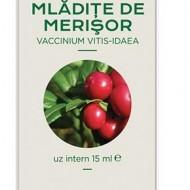 CONCENTRAT MLADITE MERISOR 15ML Vaccinium vitis idaea MG PLANTEXTRAKT