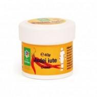 Crema  naturala cu ARDEI IUTE  40g Santo Raphael