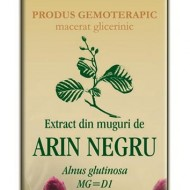 EXTRACT MUGURI ARIN NEGRU 50ML Alnus glutinosa MG=D1 PLANTEXTRAKT
