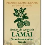 EXTRACT SCOARTA LAMAI 50ML Citrus limonum cortex MG=D1 PLANTEXTRAKT