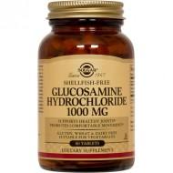 GLUCOSAMINE HCL 1000mg  60cpr SOLGAR
