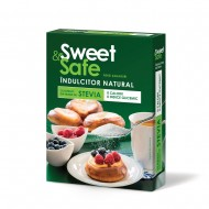 INDULCITOR NATURAL SWEET&SAFE 350GR  SLY NUTRITIA