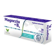MAGNEZIU+B6 60CPR POLIPHARMA