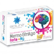 MEMO GINKGO FORTE+MG 30CPR HELCOR