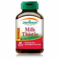 MILK THISTLE 150MG 90CPR JAMIESON