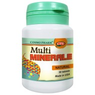 MULTIMINERALE 30cps COSMOPHARM