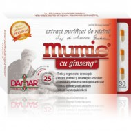 MUMIE EXTRACT RASINA+ GINSENG 30CPS DAMAR GENERAL