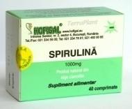 SPIRULINA 1000mg 40tb HOFIGAL