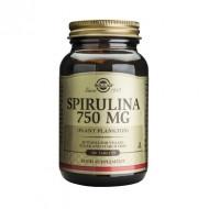 SPIRULINA 750 mg  100cpr SOLGAR