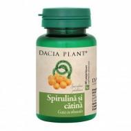 SPIRULINA SI CATINA 60cpr DACIA PLANT