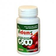 VITAMINA C-500 MACESE 30CPR 1+1 GRATIS ADAMS VISION