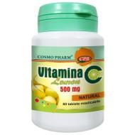 VITAMINA C LAMAIE 500MG 60CPR COSMOPHARM