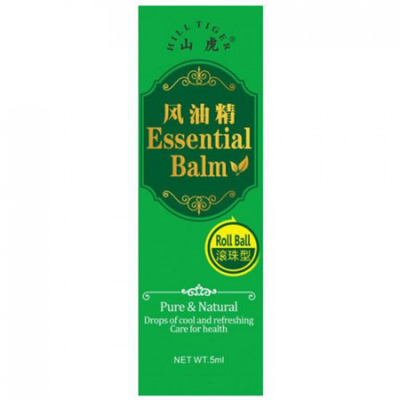 Balsam esential roll ball, 5ml, Naturalia Diet