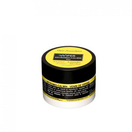 Gel Artromiocalmin cu venin de vipera, 50g, Herbagen