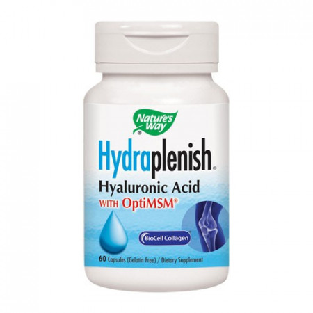 Hydraplenish Plus MSM, 60cps, Nature's Way
