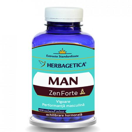 Man zen forte, 120cps, Herbagetica