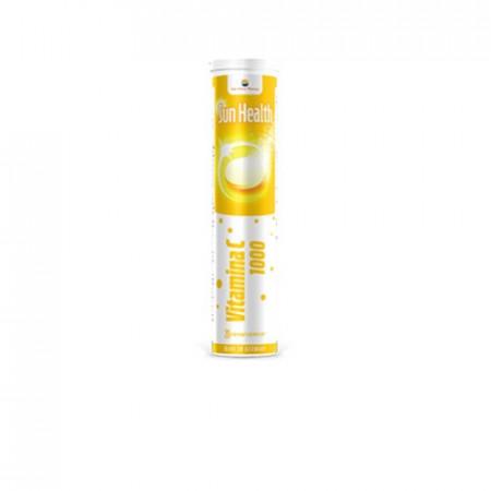 Sun Health Vitamina C, 20cps eff. Sun Wave Pharma