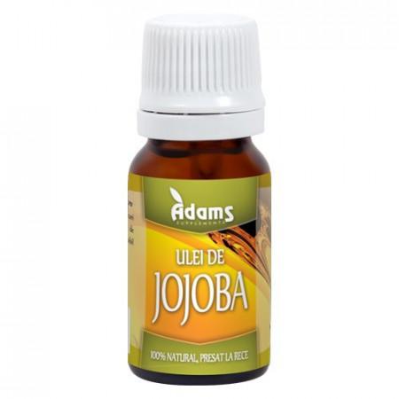 Ulei de Jojoba, 10ml, Adams Vision