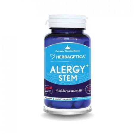 Alergy+ Stem, 60cps, Herbagetica