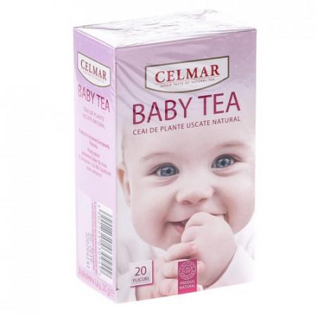 Ceai Baby Tea, 20dz, Celmar