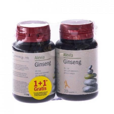 Ginseng 30cps, Alevia 1+1