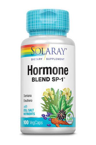 Hormone Blend SP-1, 100cps, Solaray